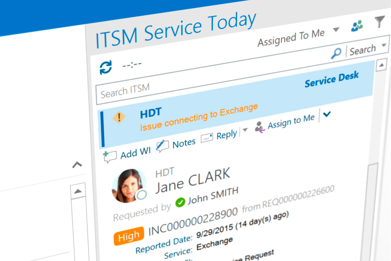 Gallery itsm4outlook-3